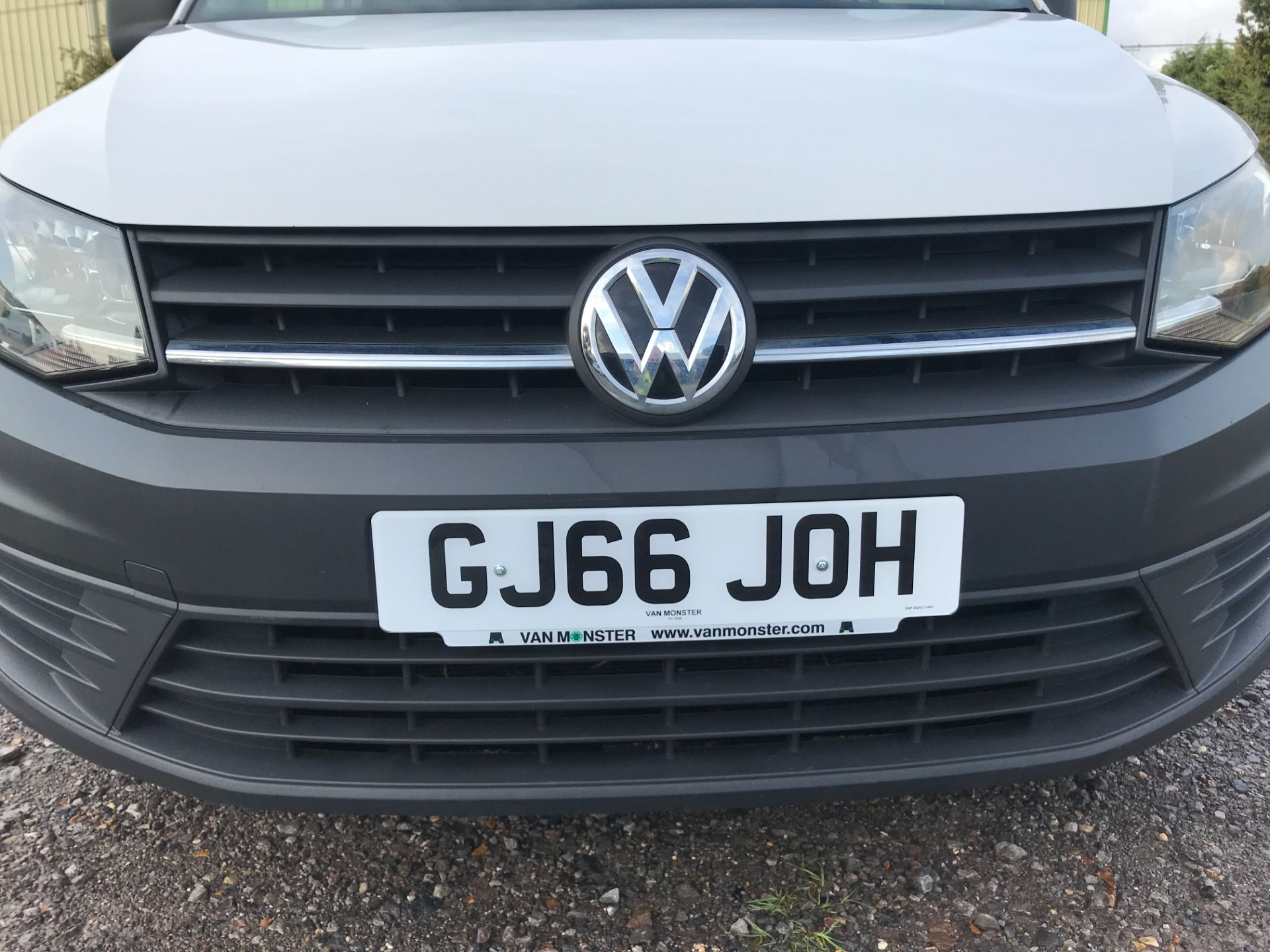2016 Volkswagen Caddy 2.0 Tdi Bluemotion Tech 102Ps Startline Van (GJ66JOH) Image 35