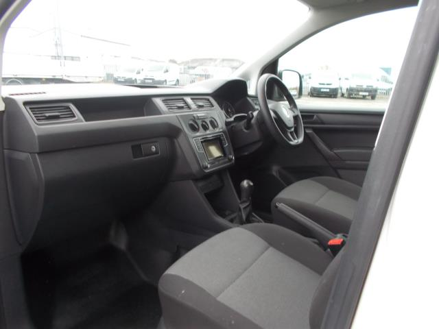 2016 Volkswagen Caddy Maxi  2.0 102PS BLUEMOTION TECH 102 STARTLINE EURO 6 (GJ66MVL) Image 18