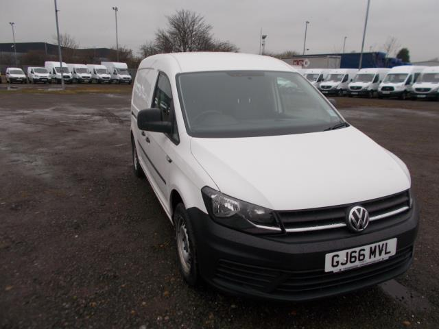 2016 Volkswagen Caddy Maxi  2.0 102PS BLUEMOTION TECH 102 STARTLINE EURO 6 (GJ66MVL)
