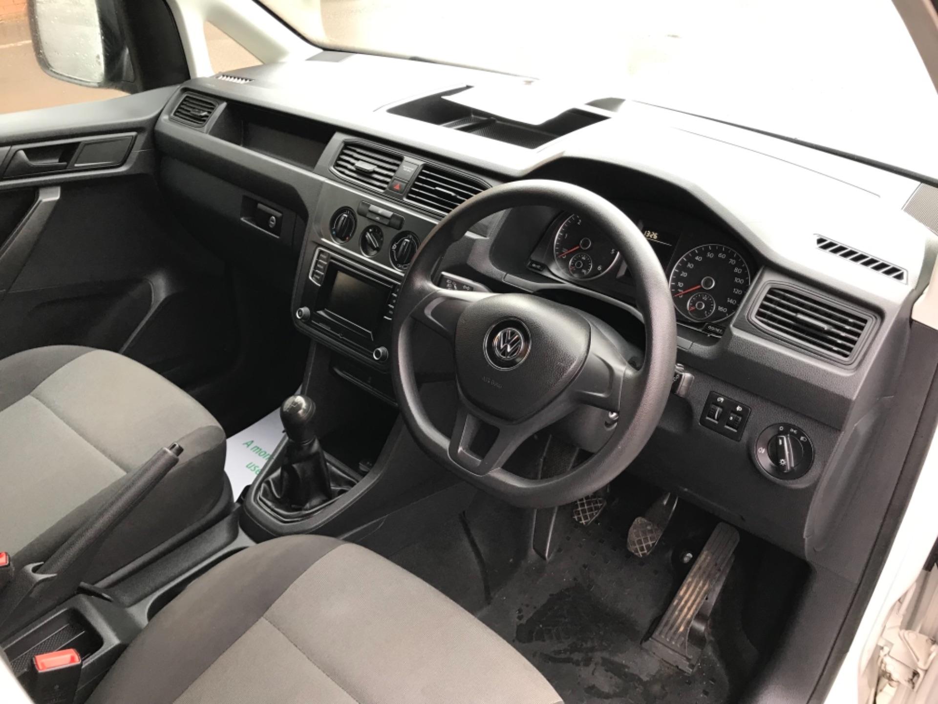 2016 Volkswagen Caddy  2.0 75ps BLUEMOTION TECH STARTLINE EURO 6 (GJ66MXG) Image 10