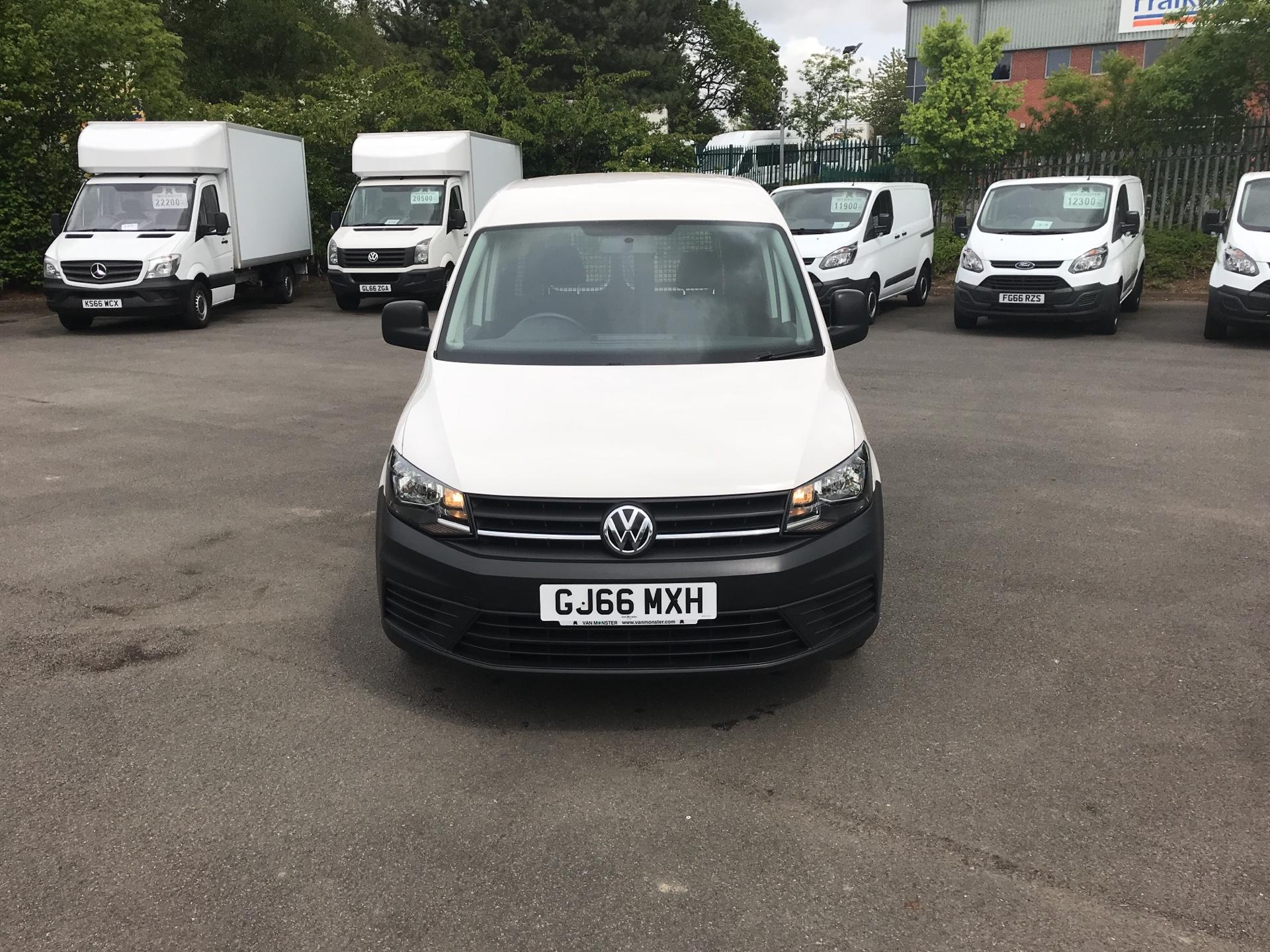 2016 Volkswagen Caddy 2.0 Tdi Bluemotion Tech 75Ps Startline Van (GJ66MXH) Image 8