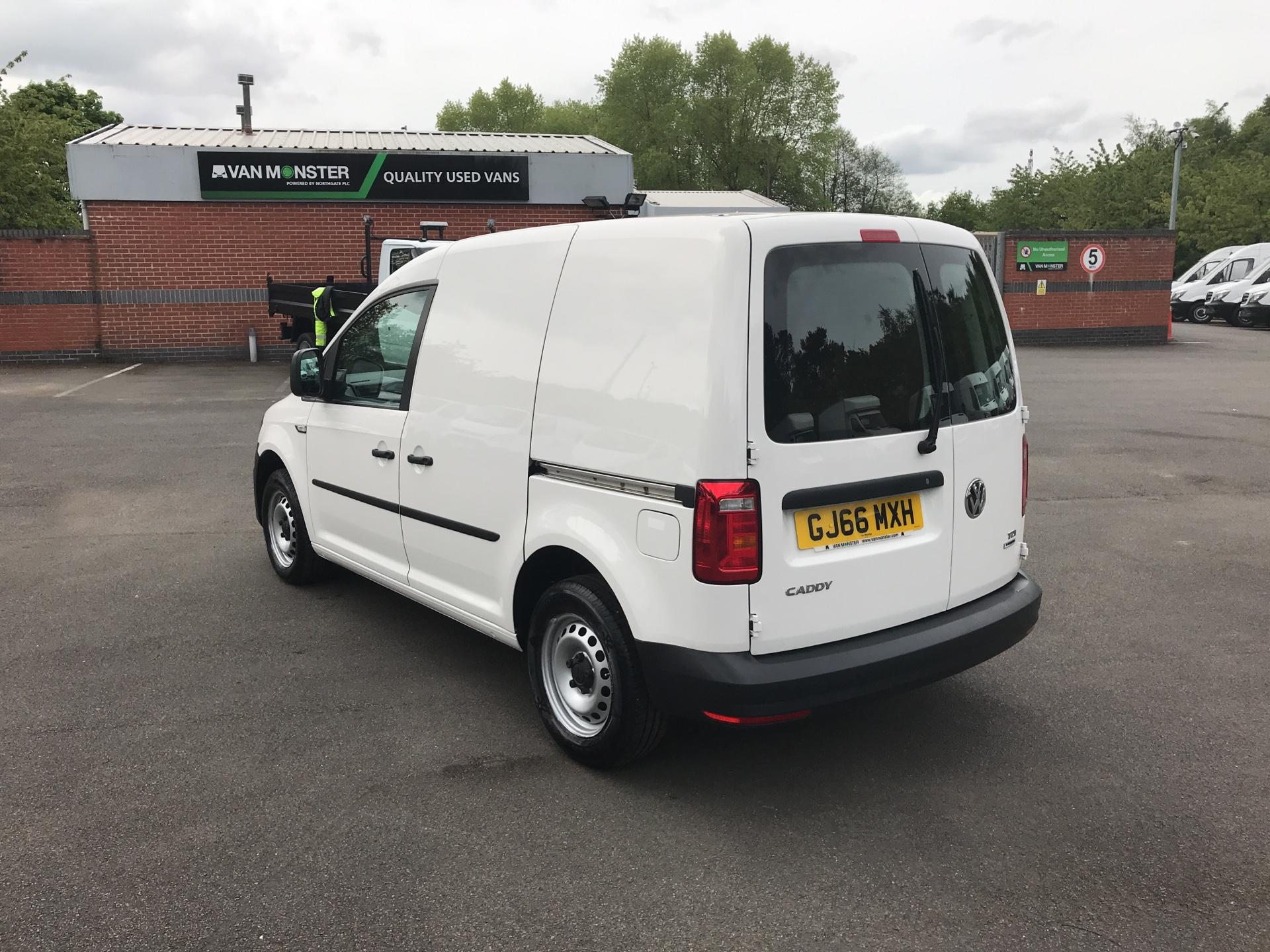 2016 Volkswagen Caddy 2.0 Tdi Bluemotion Tech 75Ps Startline Van (GJ66MXH) Image 5
