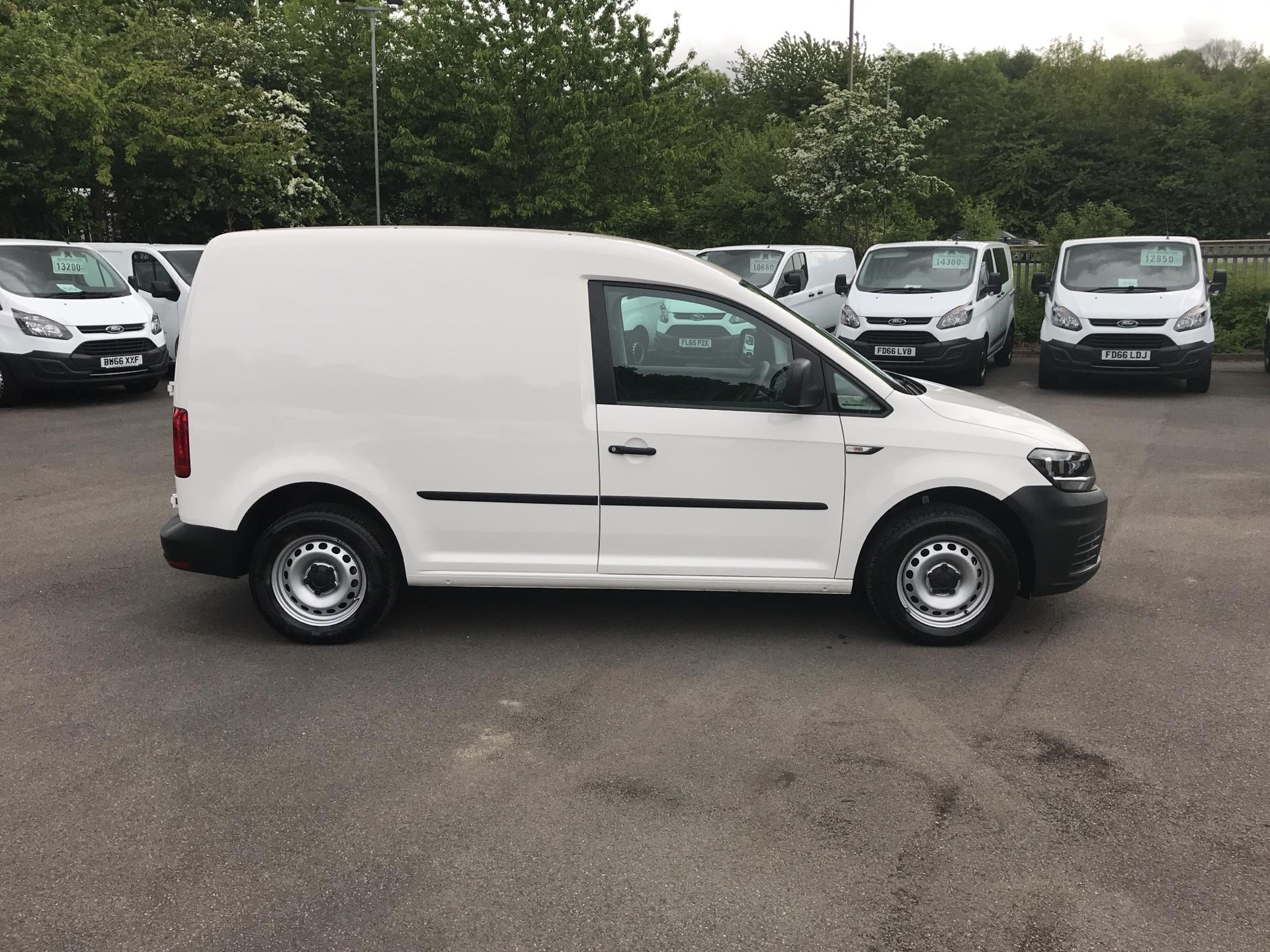2016 Volkswagen Caddy 2.0 Tdi Bluemotion Tech 75Ps Startline Van (GJ66MXH) Image 2