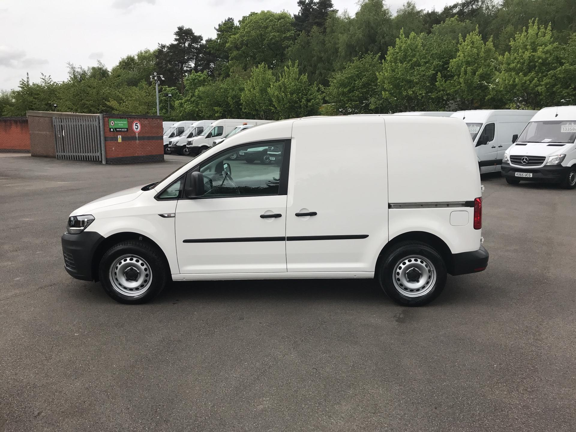 2016 Volkswagen Caddy 2.0 Tdi Bluemotion Tech 75Ps Startline Van (GJ66MXH) Image 6