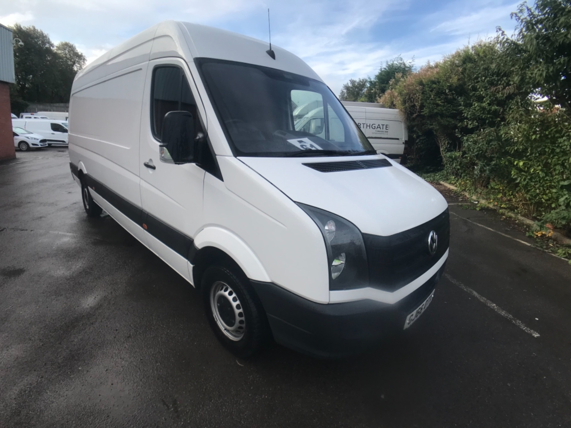 2016 Volkswagen Crafter  CR35 LWB 2.0 TDI 136PS HIGH ROOF EURO 5 (GJ66OTX)
