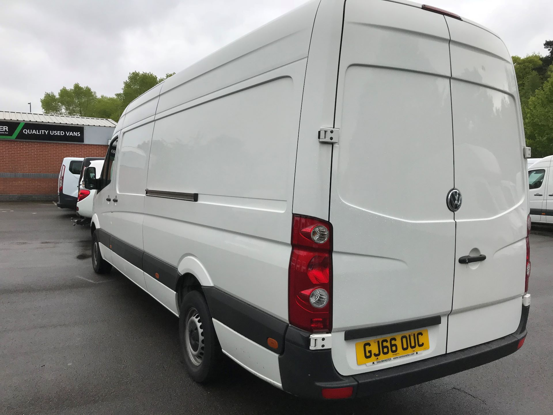 2016 Volkswagen Crafter  CR35 LWB 2.0 TDI 136PS HIGH ROOF EURO 5 (GJ66OUC) Image 11