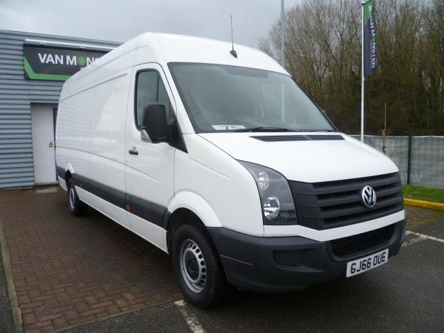 2016 Volkswagen Crafter 2.0 Tdi 136Ps High Roof Van (GJ66OUE)