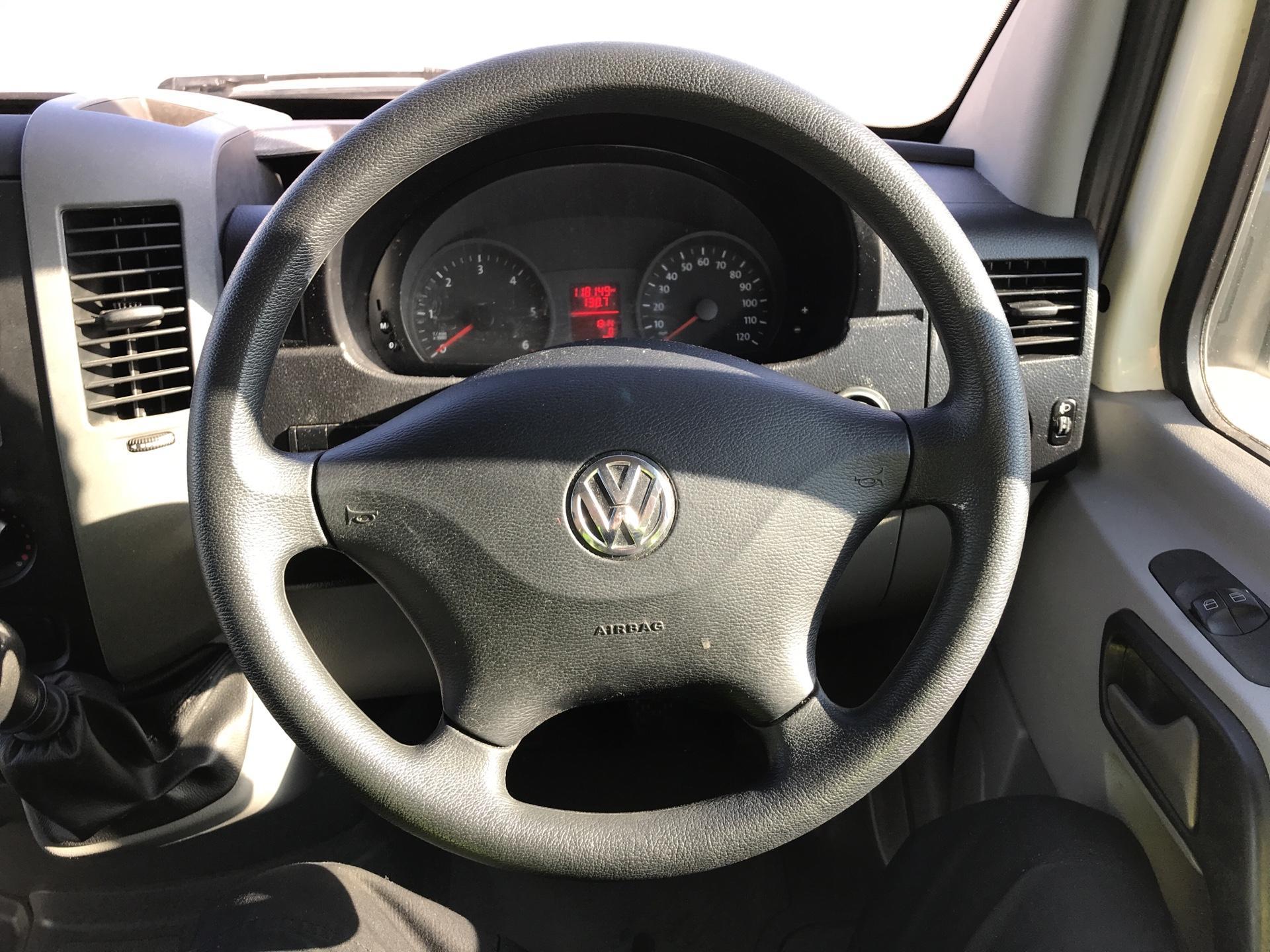 2016 Volkswagen Crafter 2.0 Tdi 136Ps LWB LUTON VAN EURO 5 (GJ66OUK) Image 12
