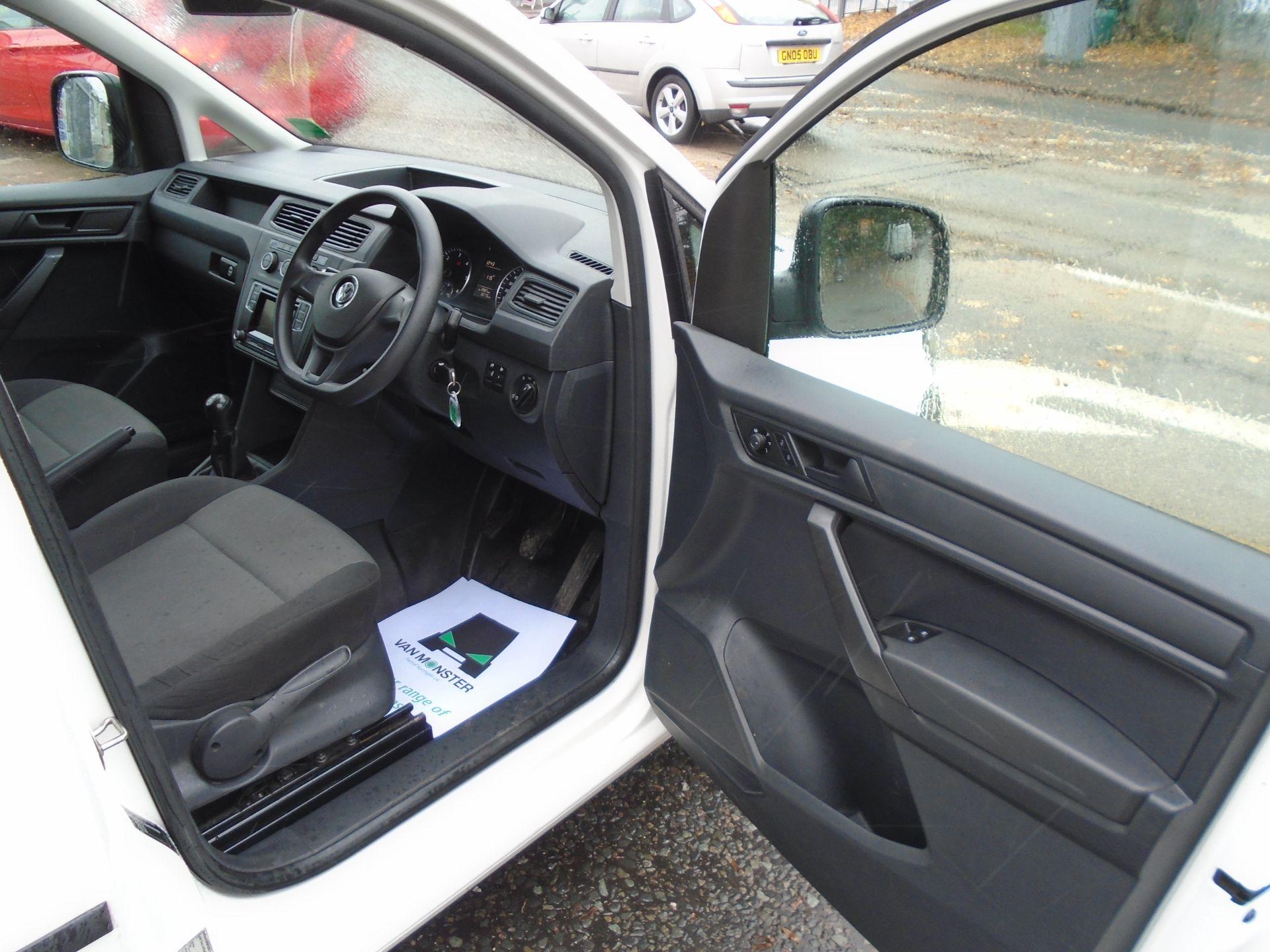 2016 Volkswagen Caddy 1.6 Tdi 75Ps Startline Van (GJ66OVG) Image 19