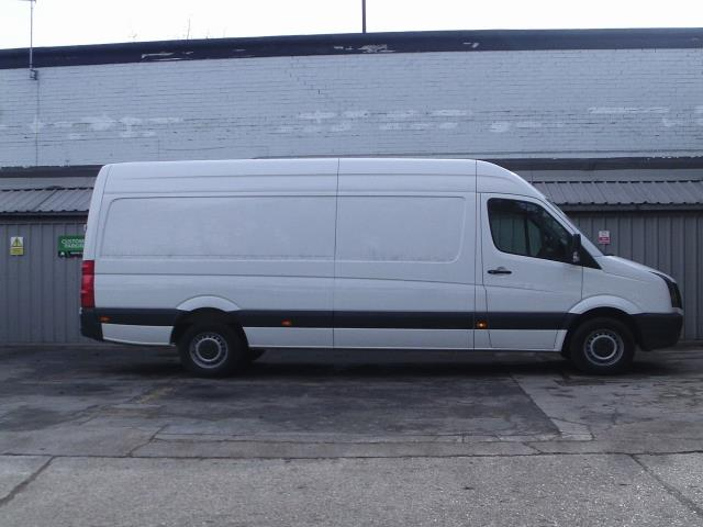 2016 Volkswagen Crafter CR35 LWB DIESEL 2.0 BMT TDI 140PS HIGH ROOF EURO 6 (GJ66TWN) Thumbnail 17