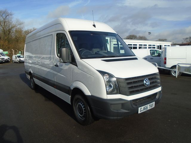 2016 Volkswagen Crafter  CR35 LWB DIESEL 2.0 BMT TDI 140PS HIGH ROOF EURO 6 (GJ66TWX)