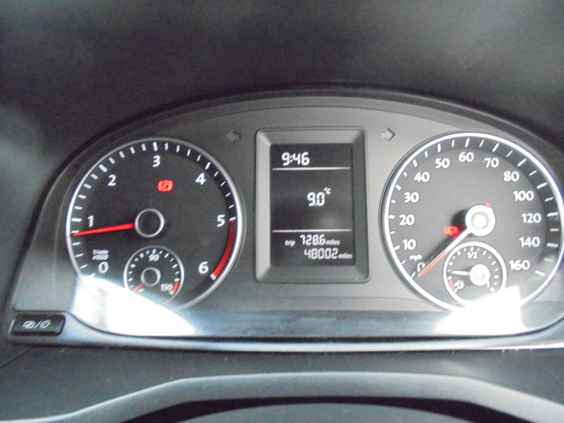 2016 Volkswagen Caddy  1.6 75PS STARTLINE EURO 5 (GJ66TXF) Image 12