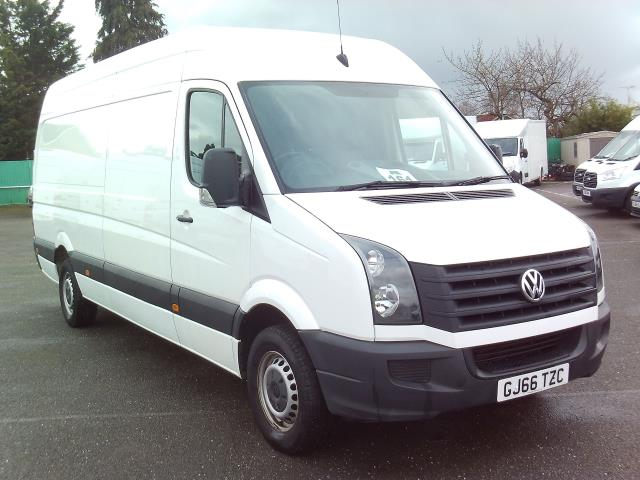 2016 Volkswagen Crafter  CR35 LWB 2.0 136PS H/R EURO 5 (GJ66TZC)