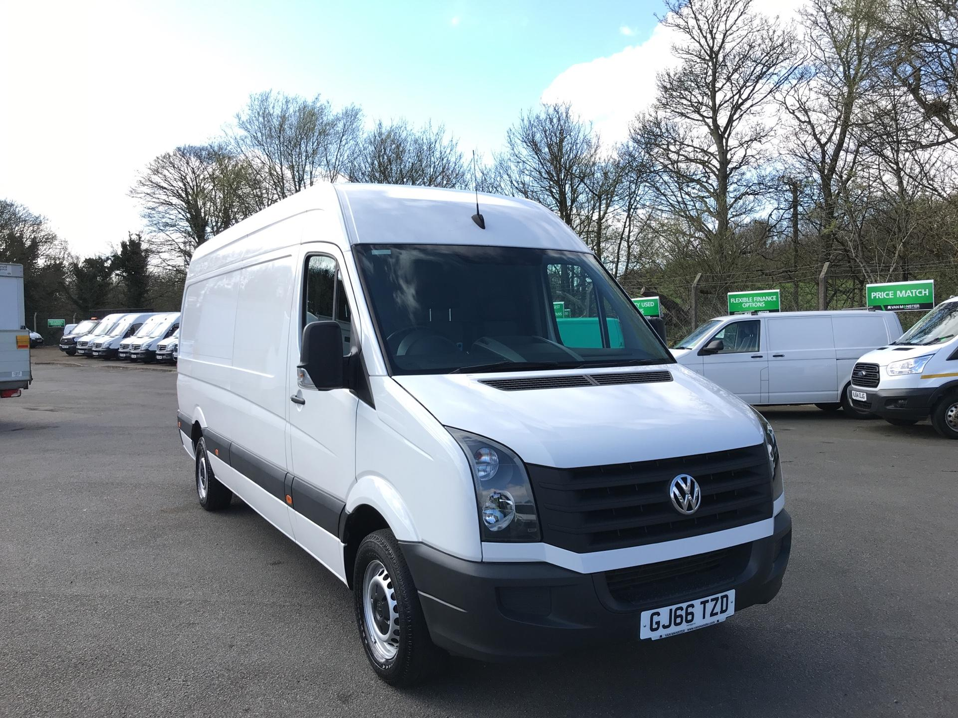 2016 Volkswagen Crafter  CR35 LWB DIESEL 2.0 BMT TDI 140PS HIGH ROOF EURO 6 (GJ66TZD)