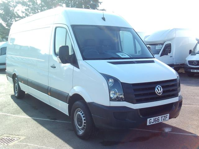 2016 Volkswagen Crafter CR35 LWB Diesel 2.0 BMT TDI 140PS H/R Euro 6 (GJ66TZF)