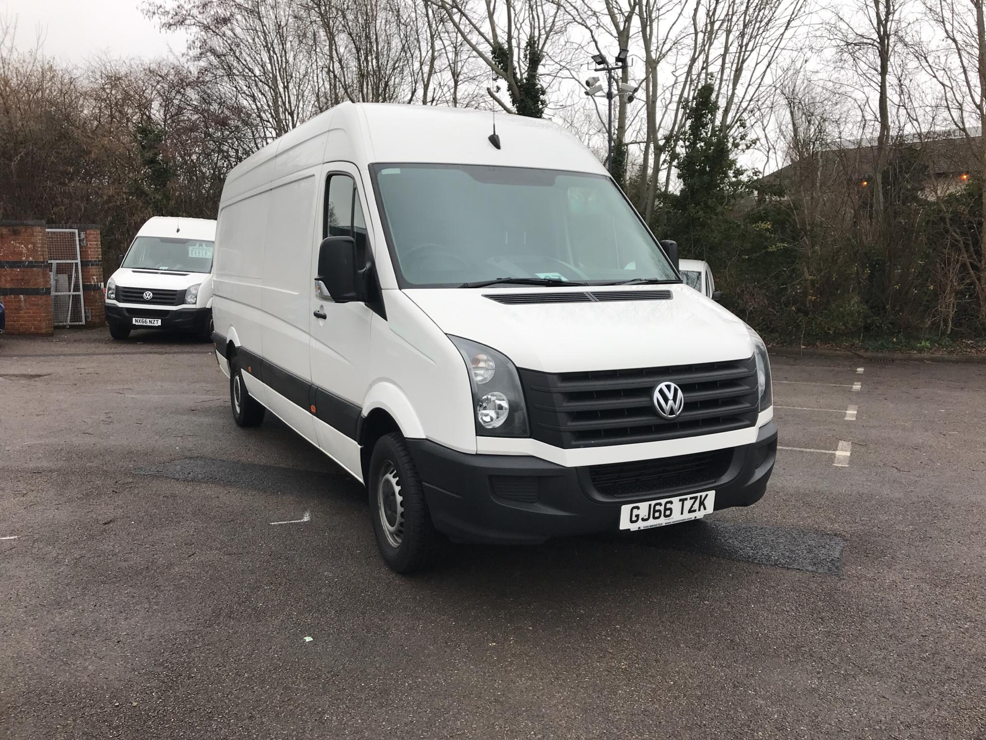 2016 Volkswagen Crafter  CR35 LWB 2.0 TDI 136PS HIGH ROOF EURO 5 (GJ66TZK)