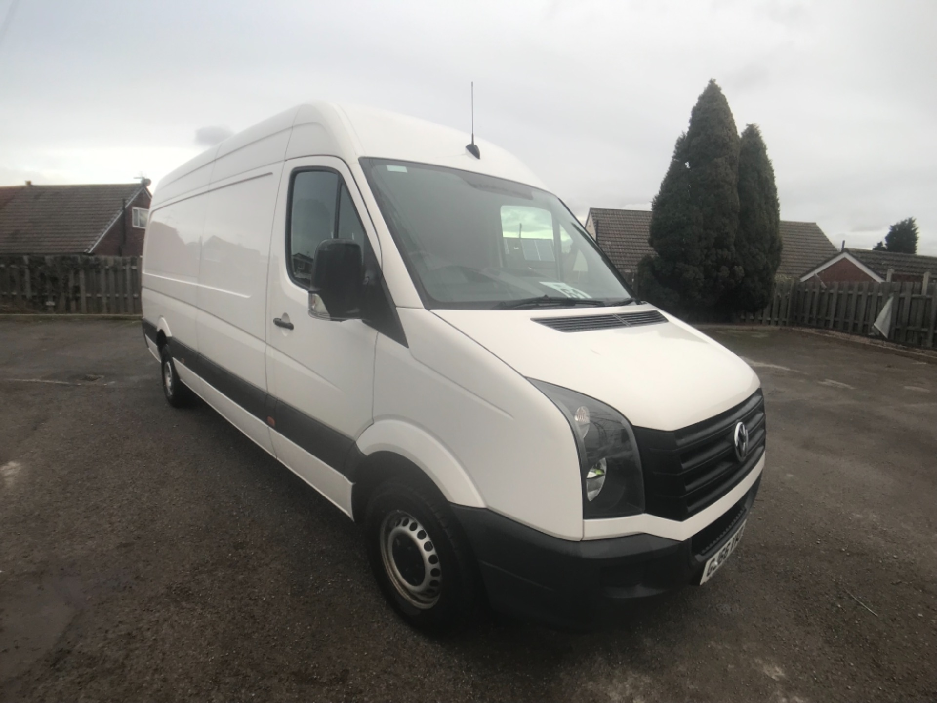 2016 Volkswagen Crafter CR35 LWB 2.0 TDI 136PS HIGH ROOF EURO 5 (GJ66VVD)