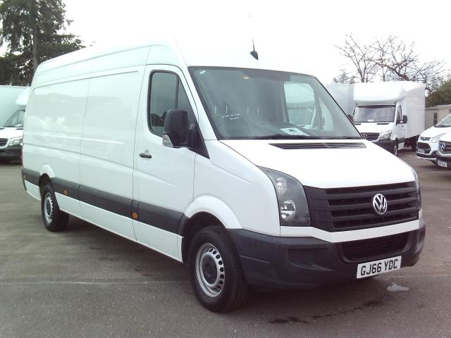 2016 Volkswagen Crafter  CR35 LWB 2.0 136PS H/R EURO 5 (GJ66YDC) Image 1
