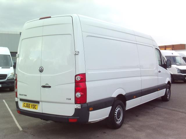 2016 Volkswagen Crafter  CR35 LWB 2.0 136PS H/R EURO 5 (GJ66YDC) Image 4