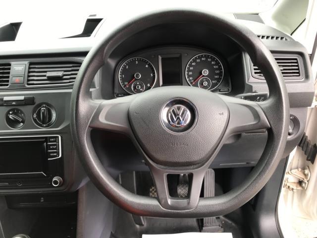 2017 Volkswagen Caddy Maxi 2.0 Tdi Bluemotion Tech 102Ps Startline Van Caddy Maxi (GJ67ATZ) Image 14
