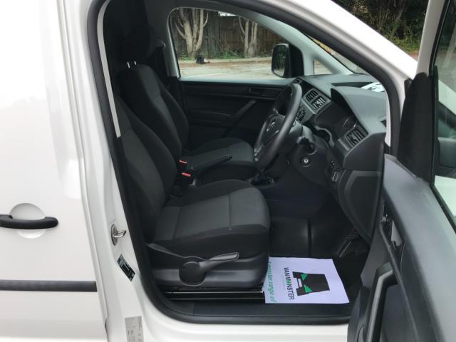 2017 Volkswagen Caddy Maxi 2.0 Tdi Bluemotion Tech 102Ps Startline Van Caddy Maxi (GJ67ATZ) Image 12