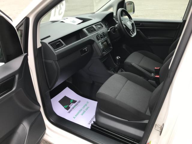 2017 Volkswagen Caddy Maxi 2.0 Tdi Bluemotion Tech 102Ps Startline Van Caddy Maxi (GJ67ATZ) Image 24