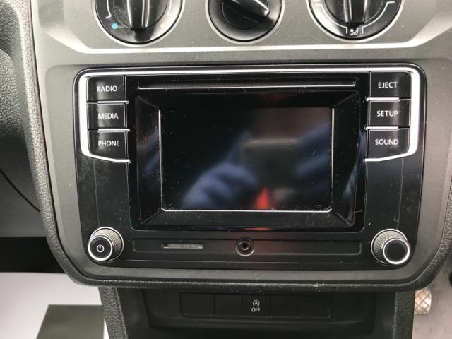 2017 Volkswagen Caddy Maxi 2.0 Tdi Bluemotion Tech 102Ps Startline Van Caddy Maxi (GJ67ATZ) Image 21