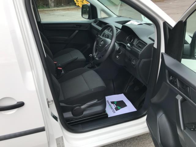 2017 Volkswagen Caddy Maxi 2.0 Tdi Bluemotion Tech 102Ps Startline Van Caddy Maxi (GJ67ATZ) Image 10