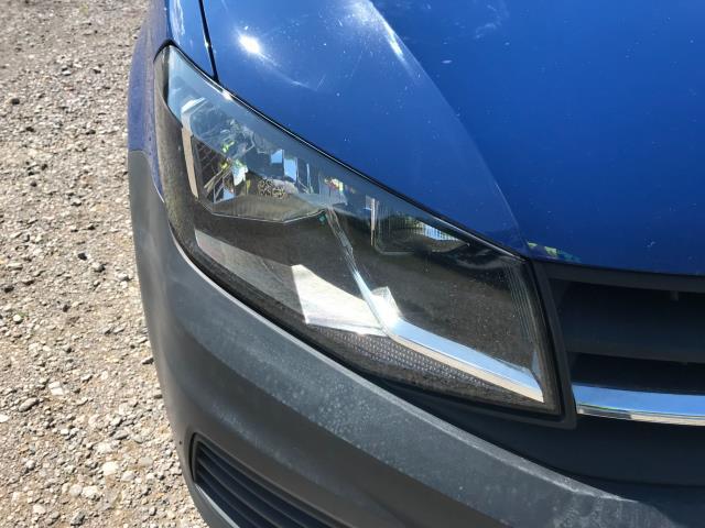2017 Volkswagen Caddy  2.0 102PS BLUEMOTION TECH 102 STARTLINE EURO 6 (GJ67CPY) Image 32