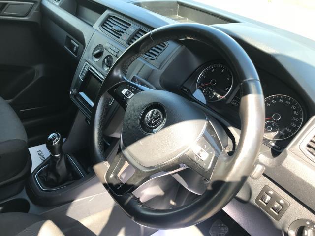 2017 Volkswagen Caddy  2.0 102PS BLUEMOTION TECH 102 STARTLINE EURO 6 (GJ67CPY) Image 24