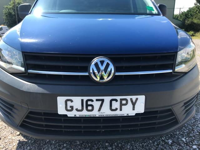 2017 Volkswagen Caddy  2.0 102PS BLUEMOTION TECH 102 STARTLINE EURO 6 (GJ67CPY) Image 33