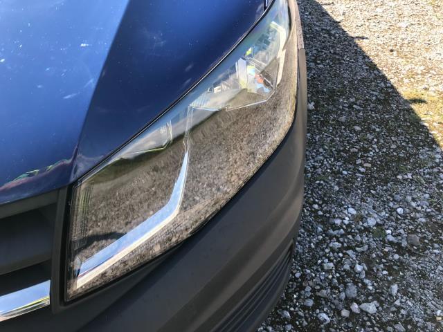 2017 Volkswagen Caddy  2.0 102PS BLUEMOTION TECH 102 STARTLINE EURO 6 (GJ67CPY) Image 31