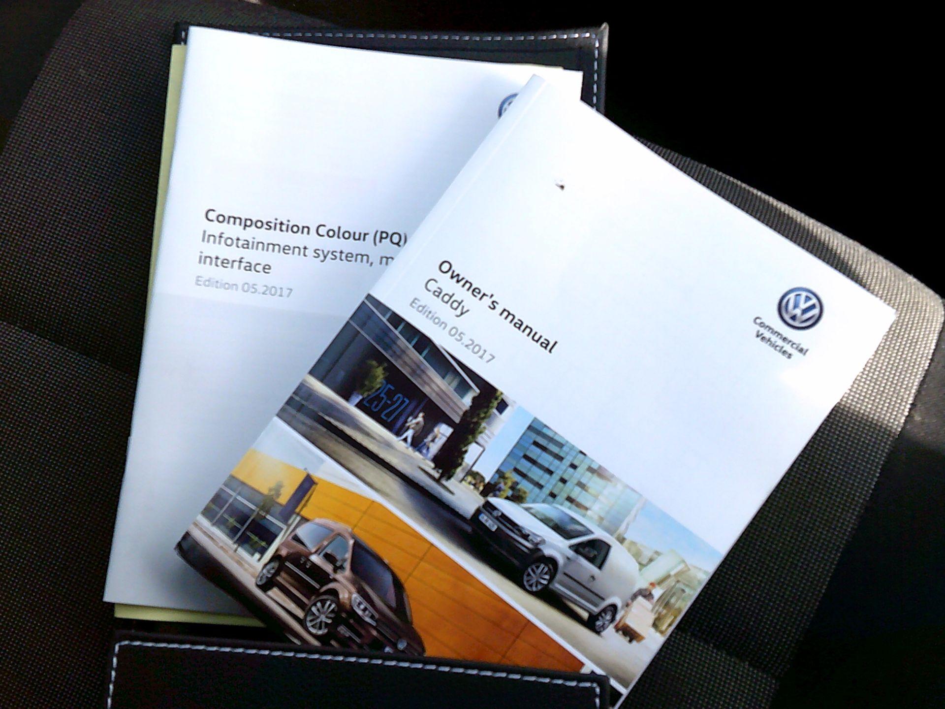 2017 Volkswagen Caddy Maxi 2.0 Tdi Bluemotion Tech 102Ps Startline Van * SPEED RESTRICTED TO 73 MPH * (GJ67CRV) Image 27