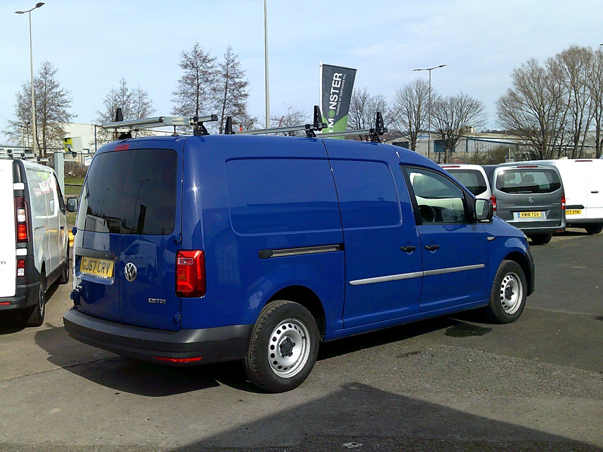 2017 Volkswagen Caddy Maxi 2.0 Tdi Bluemotion Tech 102Ps Startline Van * SPEED RESTRICTED TO 73 MPH * (GJ67CRV) Image 13