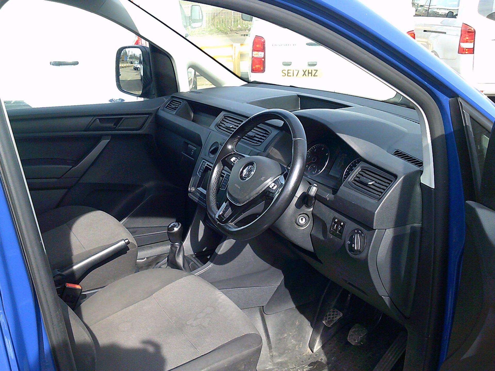 2017 Volkswagen Caddy Maxi 2.0 Tdi Bluemotion Tech 102Ps Startline Van * SPEED RESTRICTED TO 73 MPH * (GJ67CRV) Image 16