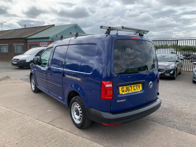 2017 Volkswagen Caddy Maxi 2.0 Tdi Bluemotion Tech 102Ps Startline Van * Speed Restricted to 75 MPH * (GJ67CTY) Image 20
