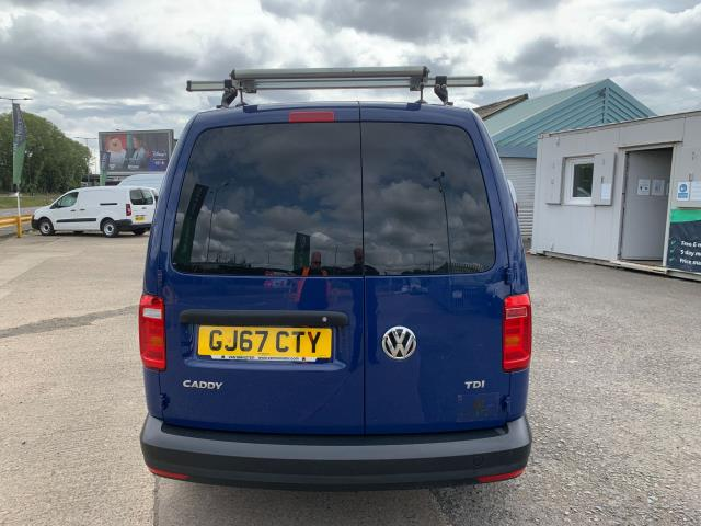 2017 Volkswagen Caddy Maxi 2.0 Tdi Bluemotion Tech 102Ps Startline Van * Speed Restricted to 75 MPH * (GJ67CTY) Image 23