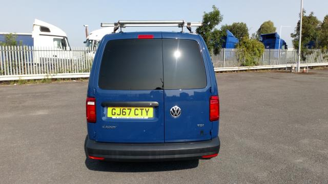 2017 Volkswagen Caddy Maxi 2.0 Tdi Bluemotion Tech 102Ps Startline Van * Speed Restricted to 75 MPH * (GJ67CTY) Image 6