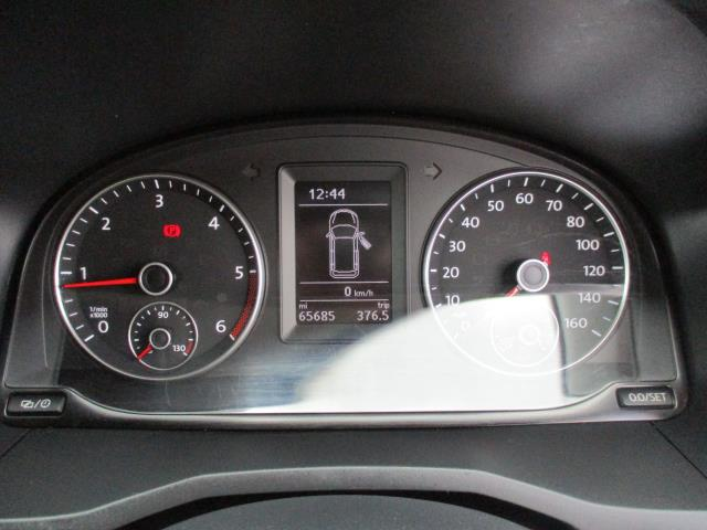 2017 Volkswagen Caddy 2.0 102PS BLUEMOTION TECH 102 HIGHLINE EURO 6 (GJ67CVV) Image 12