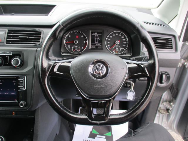 2017 Volkswagen Caddy 2.0 102PS BLUEMOTION TECH 102 HIGHLINE EURO 6 (GJ67CVV) Image 13