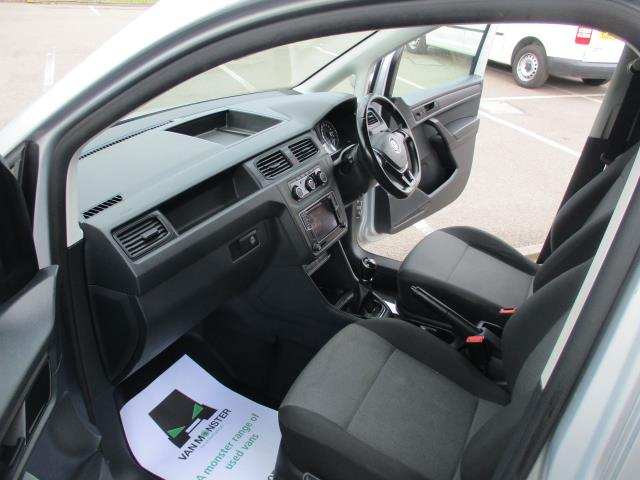 2017 Volkswagen Caddy 2.0 102PS BLUEMOTION TECH 102 HIGHLINE EURO 6 (GJ67CVV) Image 16