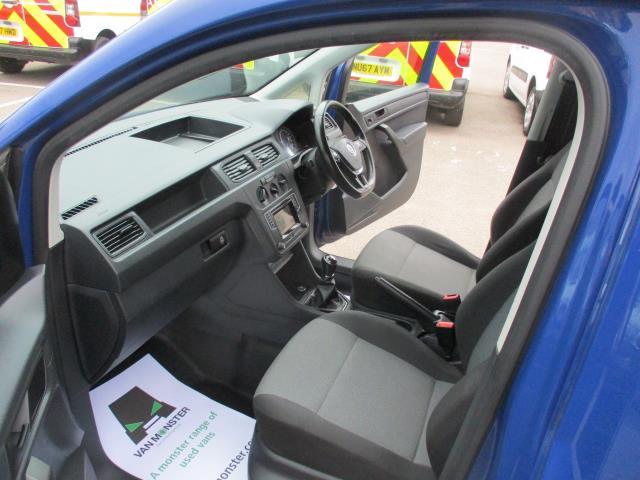2017 Volkswagen Caddy  2.0 102PS BLUEMOTION TECH 102 STARTLINE EURO 6 **LIMITED TO 70MPH** (GJ67CWL) Image 16