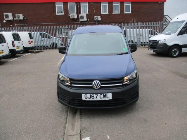 2017 Volkswagen Caddy  2.0 102PS BLUEMOTION TECH 102 STARTLINE EURO 6 **LIMITED TO 70MPH** (GJ67CWL) Image 10