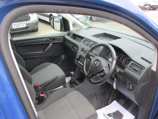 2017 Volkswagen Caddy  2.0 102PS BLUEMOTION TECH 102 STARTLINE EURO 6 **LIMITED TO 70MPH** (GJ67CWL) Image 11