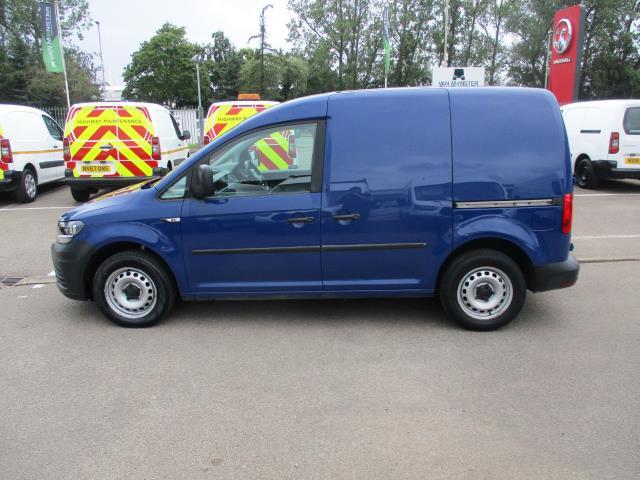 2017 Volkswagen Caddy  2.0 102PS BLUEMOTION TECH 102 STARTLINE EURO 6 **LIMITED TO 70MPH** (GJ67CWL) Image 7