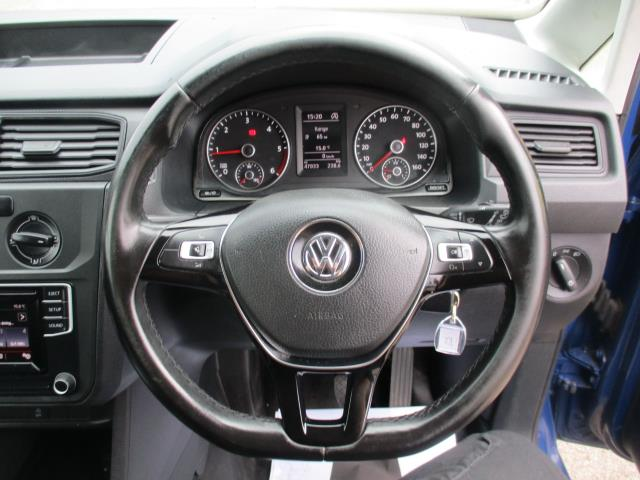 2017 Volkswagen Caddy  2.0 102PS BLUEMOTION TECH 102 STARTLINE EURO 6 **LIMITED TO 70MPH** (GJ67CWL) Image 13