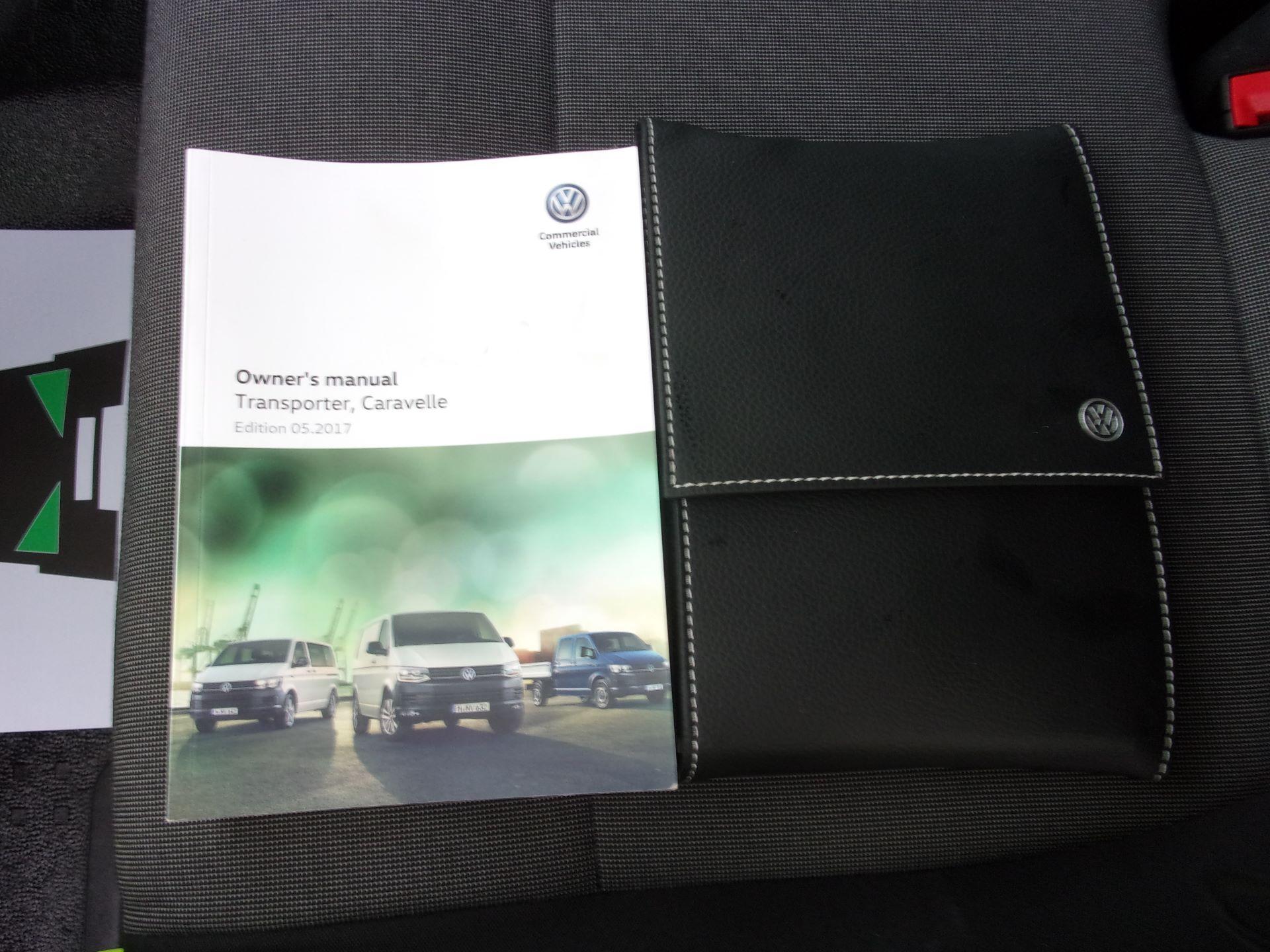 2017 Volkswagen Transporter T28 SWB DIESEL 2.0 TDI 84PS BMT STARTLINE VAN EURO 6 (GJ67FMG) Image 22