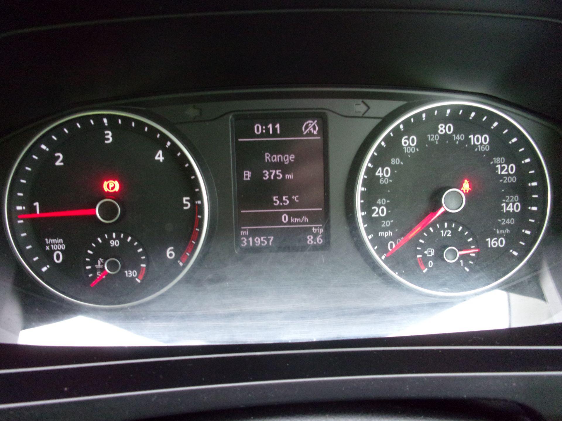 2017 Volkswagen Transporter T28 SWB DIESEL 2.0 TDI 84PS BMT STARTLINE VAN EURO 6 (GJ67FMG) Image 6