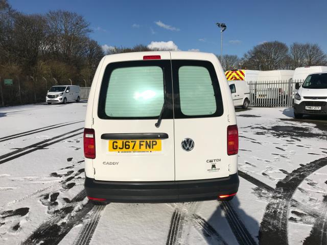 2017 Volkswagen Caddy  2.0 102PS BLUEMOTION TECH 102 STARTLINE EURO 6 (GJ67FNP) Image 7