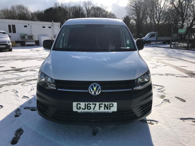 2017 Volkswagen Caddy  2.0 102PS BLUEMOTION TECH 102 STARTLINE EURO 6 (GJ67FNP) Image 2